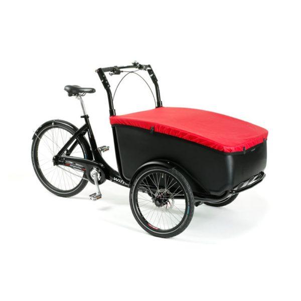 Cargoo Transport Red
