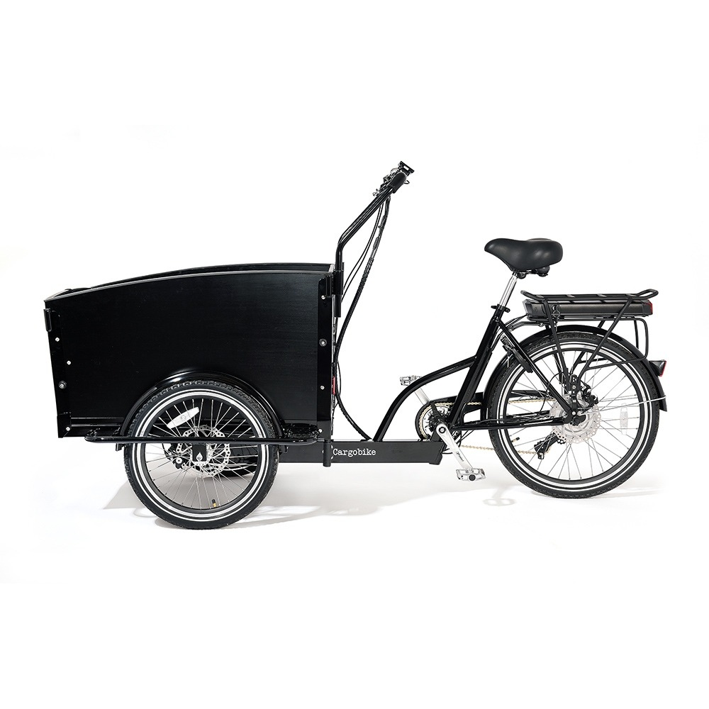 cargobike classic electric cargobike. Black Bedroom Furniture Sets. Home Design Ideas