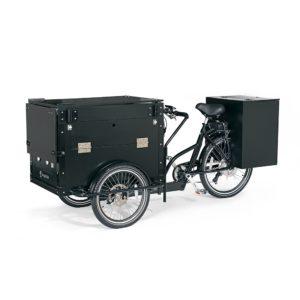Cargobike Café Lådcykel Lastcykel