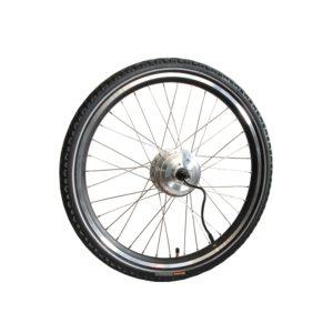 Cargobike backwheel