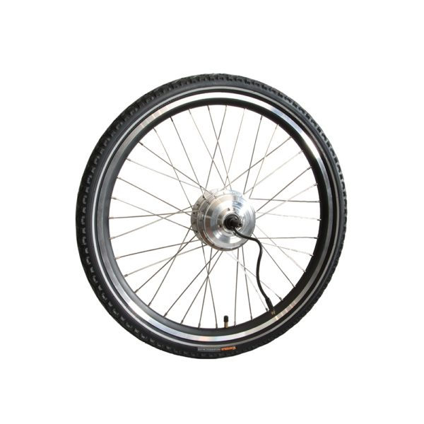 Cargobike backwheel