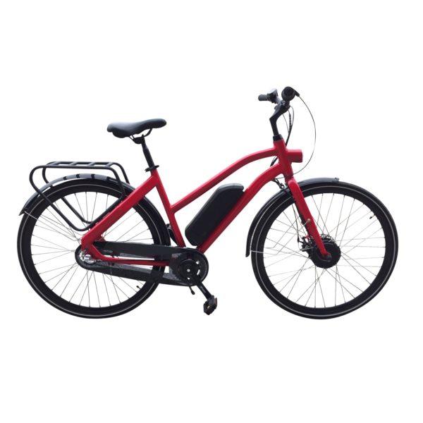 Red Cargobike Move