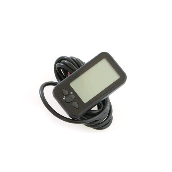 LCD-black 9-pin Cargobike