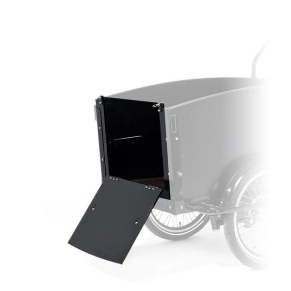 Cargobike hundlucka