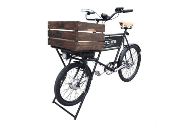 Cargobike Butcher box