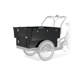 Cargobike 6-barns låda