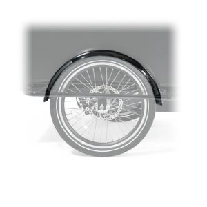 Cargobike framskärm