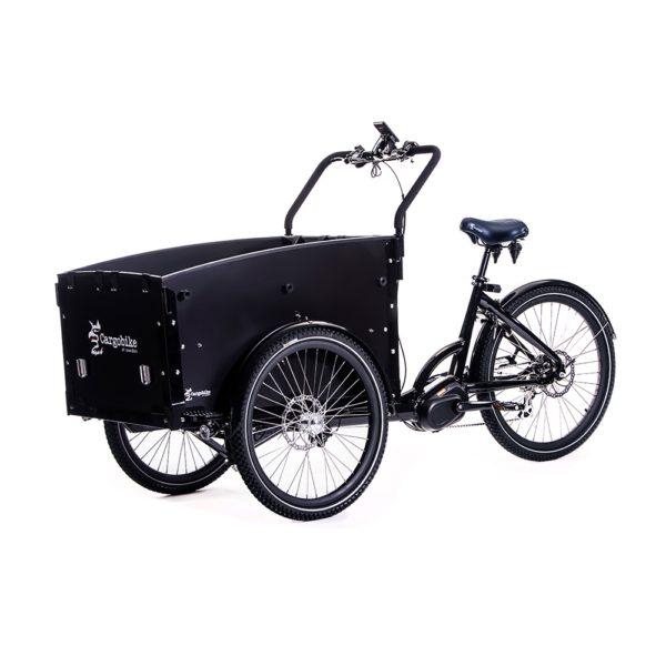 Cargobike DeLight Lådcykel Lastcykel